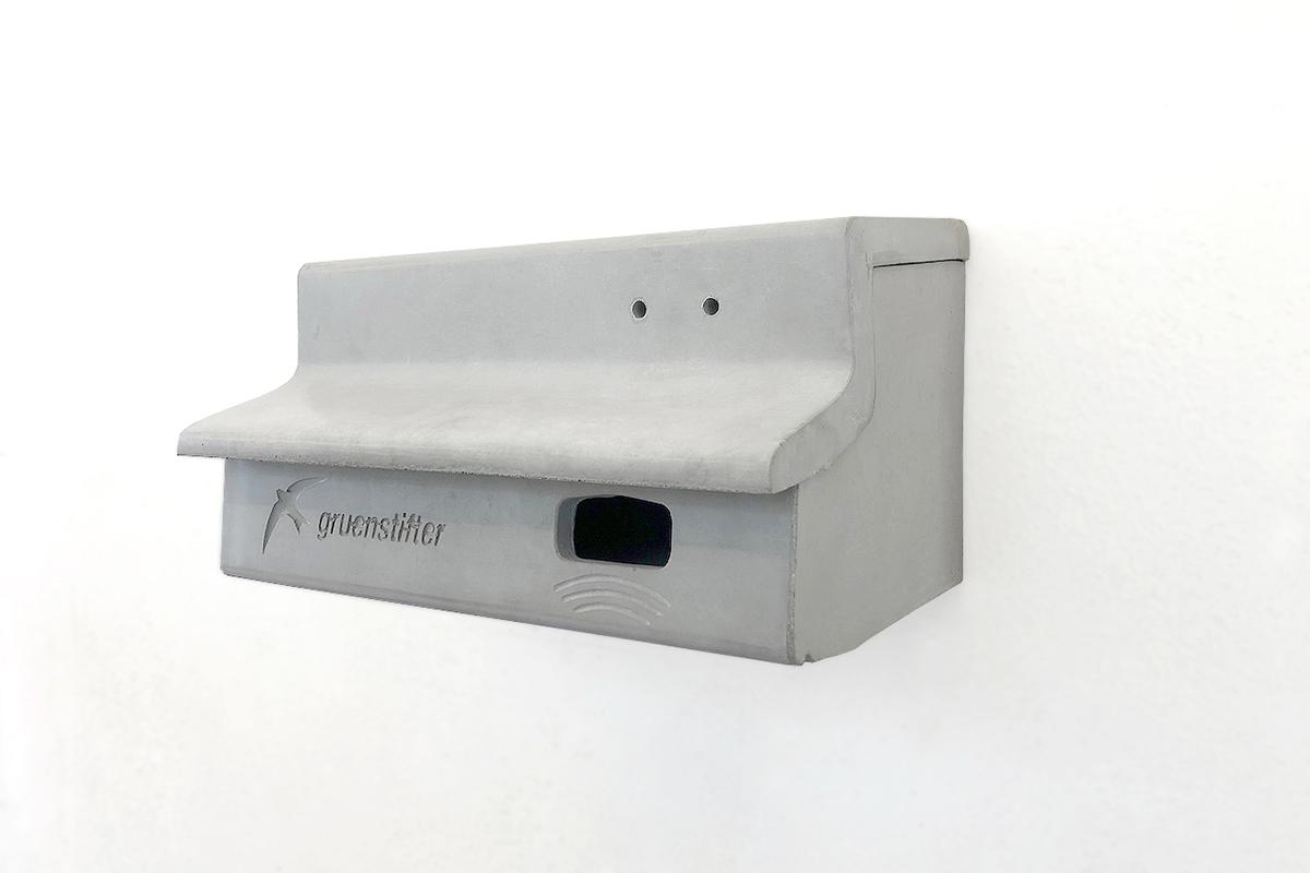 Mauerseglernistkasten für Mauersegler, Sperlinge und Fledermäuse
